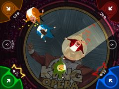 free iPhone app King of Opera