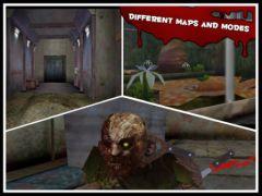 free iPhone app Zombie Crisis 3D:Prologue HD