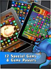 free iPhone app Jewel Magic 2 HD