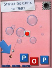 free iPhone app Holes and Balls - The Challenge