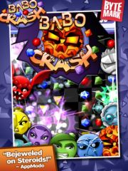 free iPhone app Babo Crash