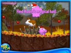 free iPhone app Piggly Christmas Edition HD (Full)