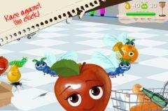 free iPhone app Squishy Fruit
