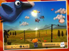 free iPhone app Shoot The Birds