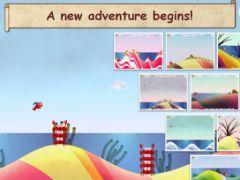 free iPhone app Jump and Splash