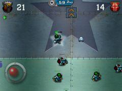 free iPhone app SpeedBall Evolution 2