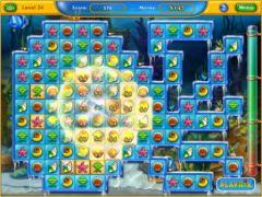 free iPhone app Fishdom: Christmas Splash HD (Premium)