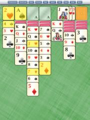 free iPhone app 700 Solitaire Games for iPad