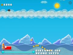 free iPhone app Penguin Wings