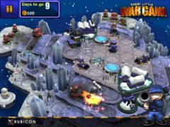 free iPhone app Great Little War Game HD