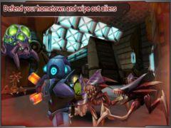 free iPhone app Star Warfare:Alien Invasion