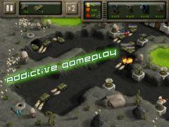 free iPhone app Total Defense 3D HD