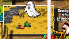 free iPhone app Crazy Ranch