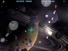 free iPhone app Asteroid Dust