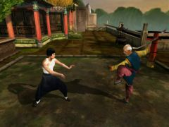 free iPhone app Bruce lee Dragon Warrior