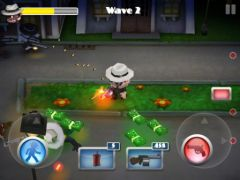 free iPhone app Mafia Rush