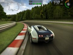 free iPhone app Sports Car Challenge