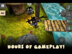 free iPhone app Bug Heroes Quest