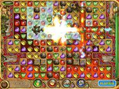 free iPhone app Mystic T Puzzle