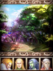 free iPhone app Heroes Land Deluxe