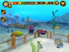 free iPhone app Haypi Fish