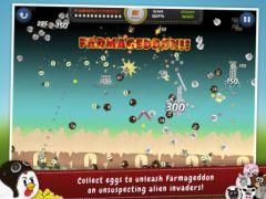 free iPhone app Chicken Balls