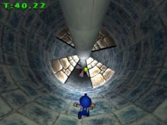 free iPhone app GoGo Tunnel Runner
