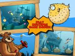 free iPhone app Stop Those Fish