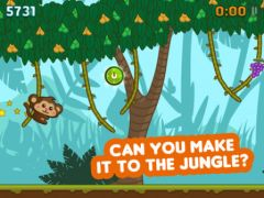 free iPhone app Swing Away