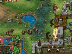 free iPhone app Fortress Under Siege for iPad