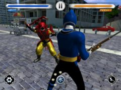 free iPhone app Power Rangers Samurai Steel