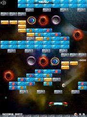 free iPhone app Brick Breaker Marathon