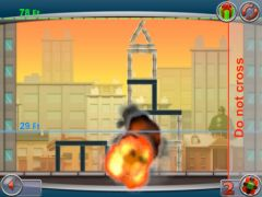 free iPhone app Demolition Master HD