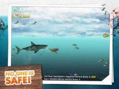 free iPhone app Jaws™ Revenge