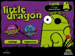 free iPhone app Little Dragon