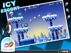 free iPhone app Icy Escort