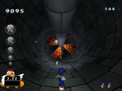 free iPhone app GoGo Tunnel Runner