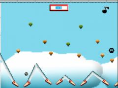 free iPhone app Sideways Pinball HD