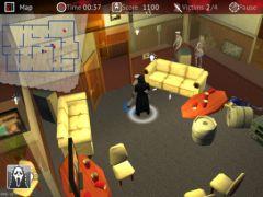 free iPhone app Scream 4