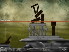 free iPhone app Cannon Shooter for iPad