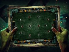free iPhone app Halloween Soccer HD