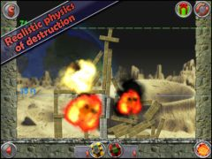 free iPhone app Demolition Master HD: Project Implode Al