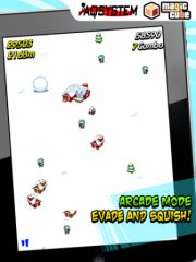 free iPhone app Squish The Zombies