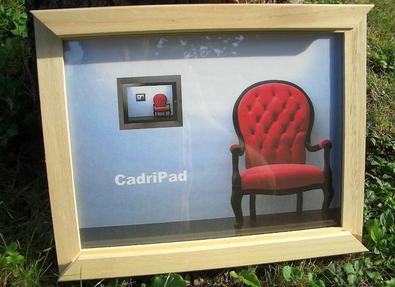 Revue Du Cadripad Un Cadre Photo Support Dipad Ipad Air Et Pro