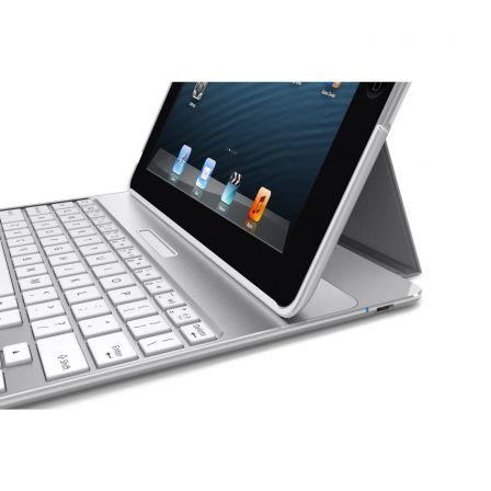 vente flash le superbe clavier belkin pour transformer l 39 ipad en macbook air est en promo. Black Bedroom Furniture Sets. Home Design Ideas