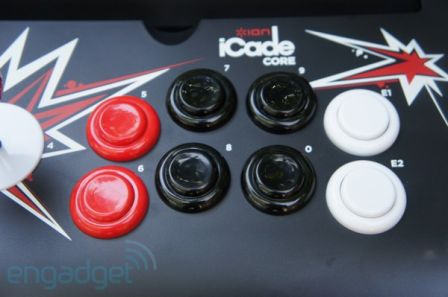 borne arcade bouton