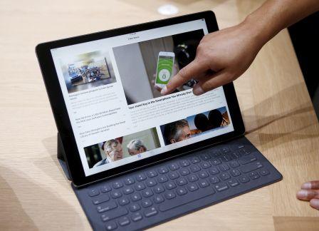 Raccorder le clavier à l'iPad
