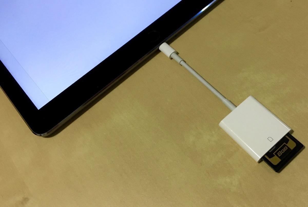 accessoires ipad pro. Black Bedroom Furniture Sets. Home Design Ideas