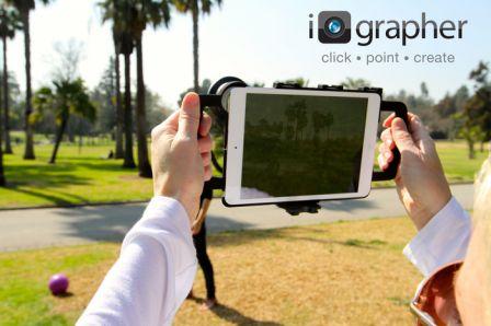 iOgrapher simplifie la prise de photos et de vidéos sur iPad mini - iPad mini, iPad Retina, iPad 2 en France avec VIPad.fr, le blog iPad